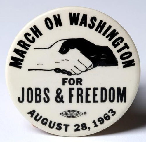 March On Washington Magnet