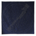 Constellation Navy Quilt