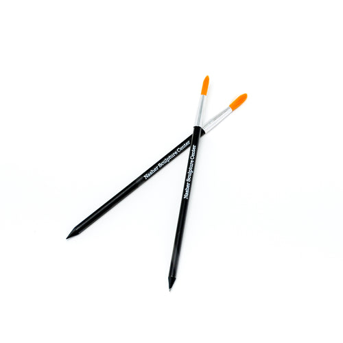 Nasher Logo Pencil/Paintbrush