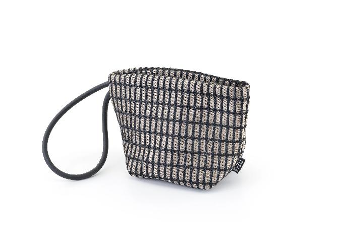 Mouse Bag-Pattern Bronze/Grey