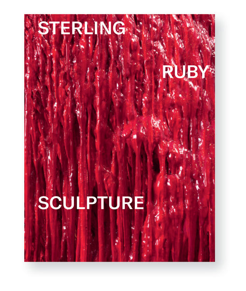 Sterling Ruby Sculpture