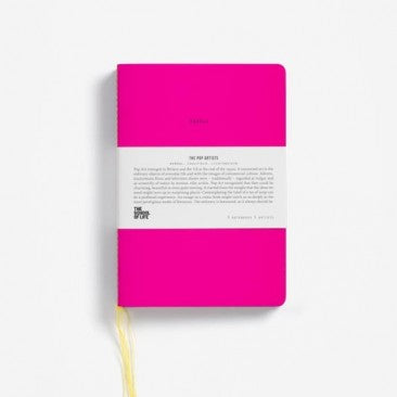 School of Thought Notebooks-The Pop Artists