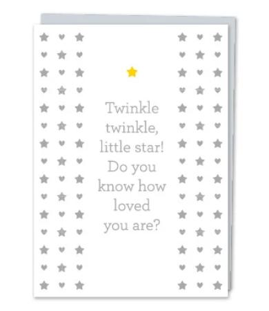 Twinkle,Twinkle Little Star!