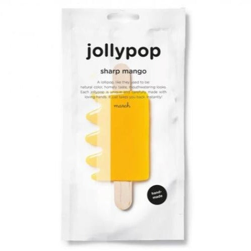 Jollypop-Sharp Mango