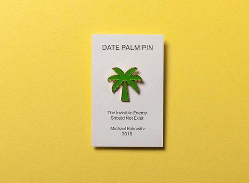 Date Palm Pin Michael Rakowitz