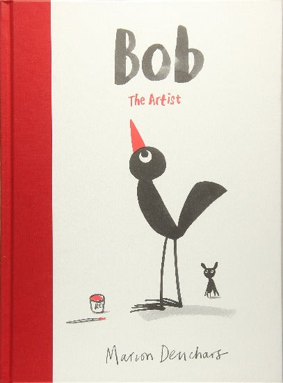 Bob The Artist by Marion Denchars