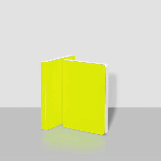 Candy Neon Yellow Journal