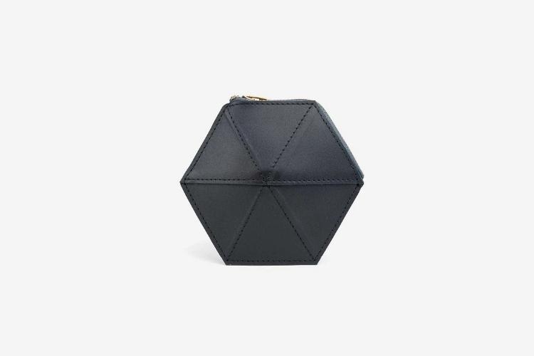Coin Case Black