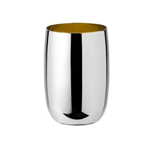 Foster Steel Golden Tumbler