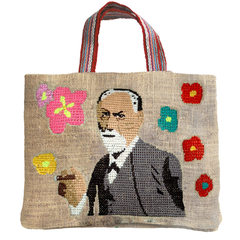 Sigmund Freud Bag