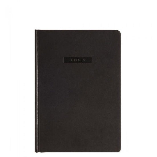 MiGoals Journal Black