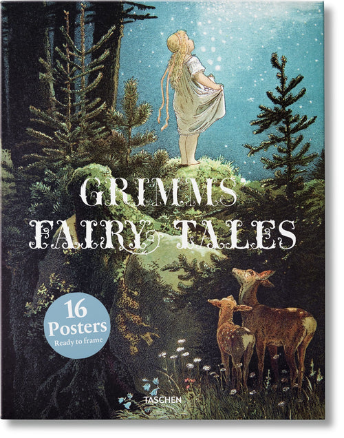 Grimm Fairy Tales Posters