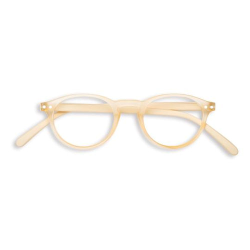 Reading Glasses A Neutral Beige 2.50