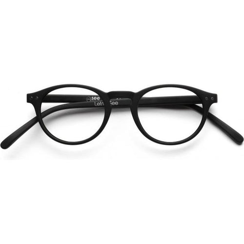 Reading Glasses A Black 2.50