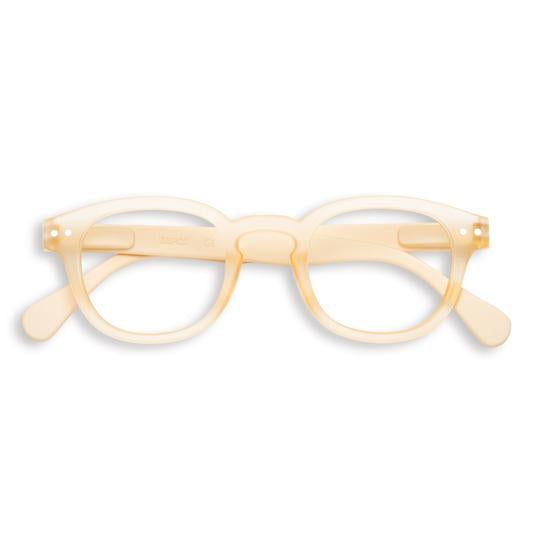 Reading Glasses C Neutral Beige 2.00