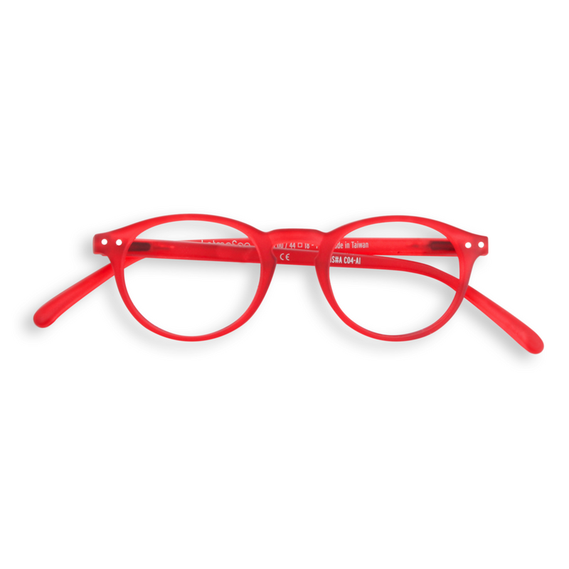 Reading Glasses A Red 2.50