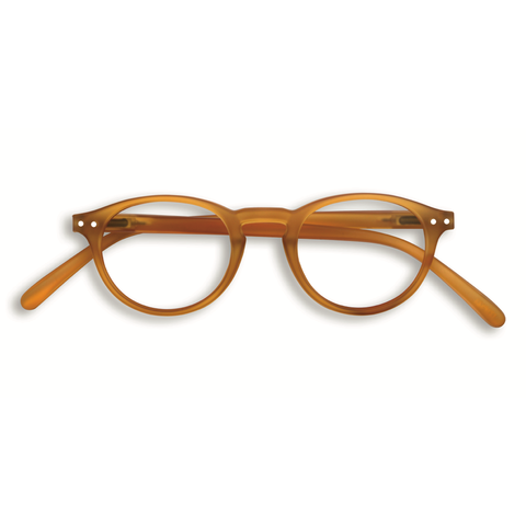 Reading Glasses A Yellow Ochre 1.00