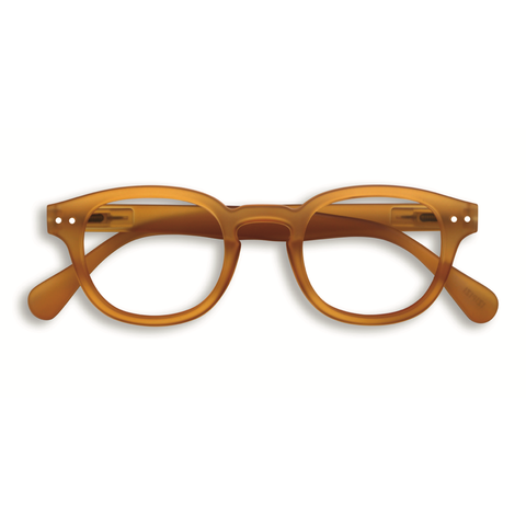 Reading Glasses C Yellow Ochre 1.50