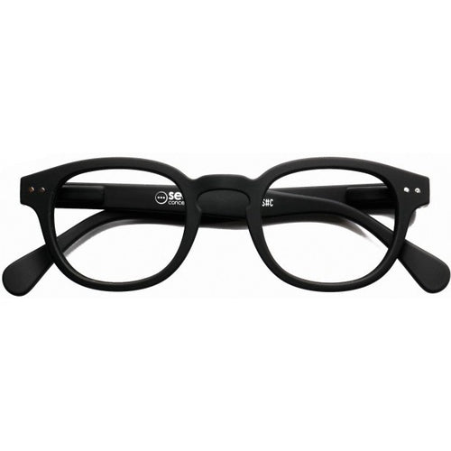 Reading Glasses C Black 1.00