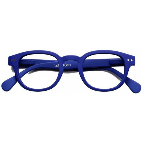Reading Glasses C Navy 1.00