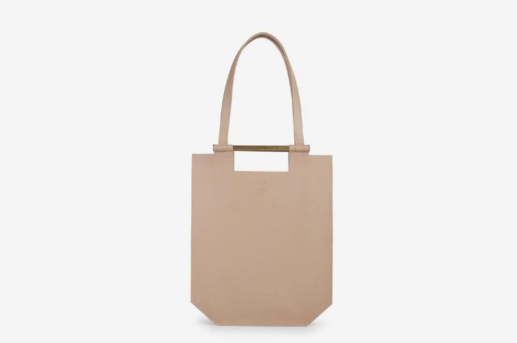 Shoulderbag Frame Nude
