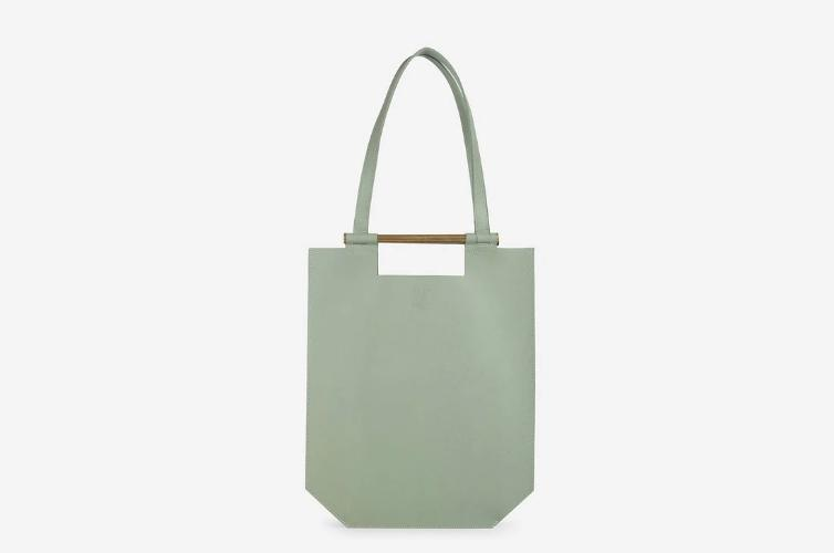 Shoulderbag Frame Soft Green