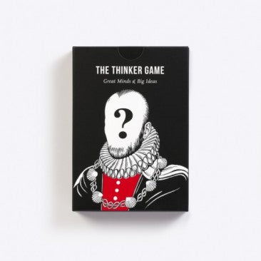 The Thinker Game-Edition 1 Cards