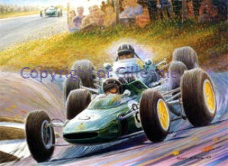 The Duel: Jim Clark and Graham Hill 1962