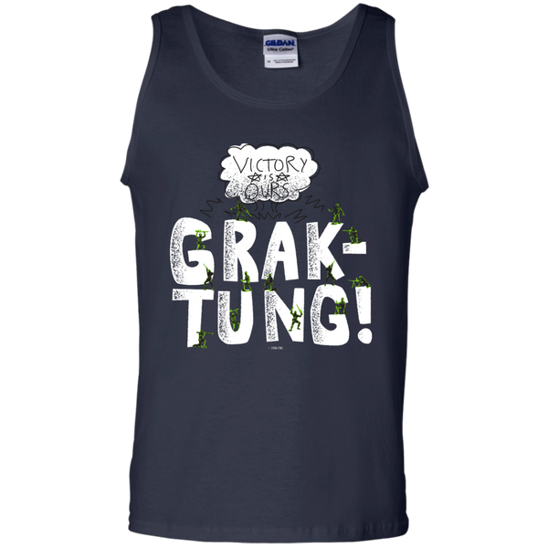 Grak-Tung - 100% Cotton Tank Top