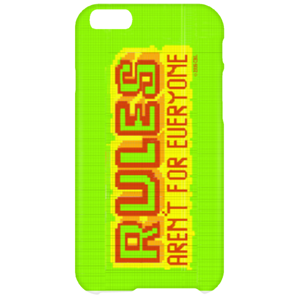 Rules Phone Cases