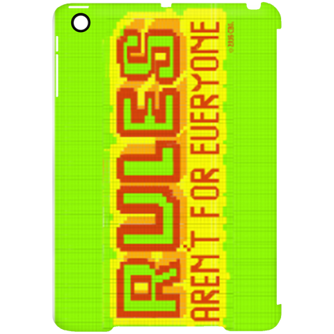 Rules - iPad Mini Clip Case