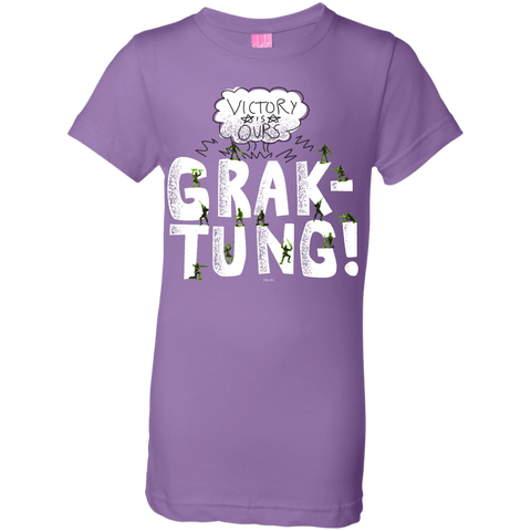 Grak Tung - Girls Jersey T-Shirt