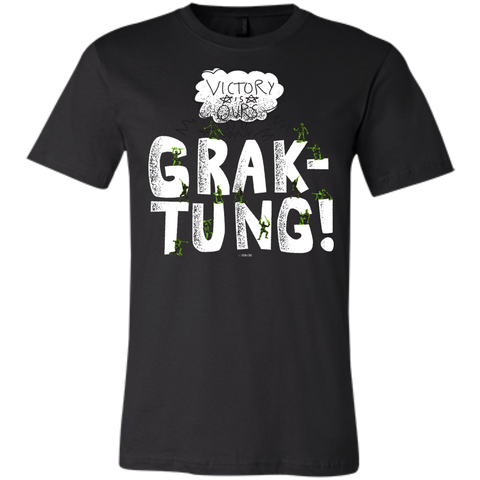 Grak-Tung - Bella + Canvas Short-Sleeve T-Shirt