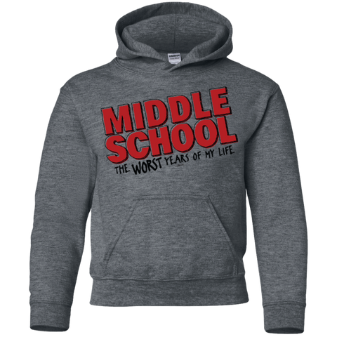 Middle School - Youth Pullover Hoodie