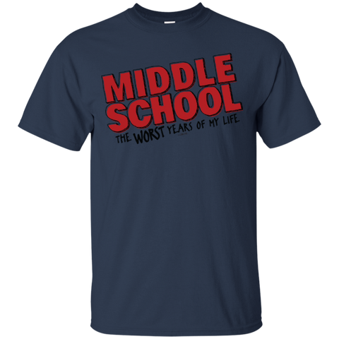 Middle School - Youth Ultra Cotton Tee