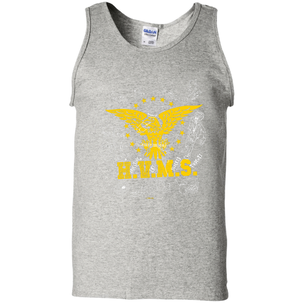 HVMS - 100% Cotton Tank Top