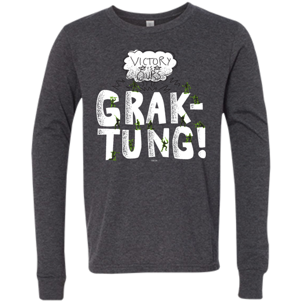 Grak-Tung - Bella+Canvas Youth Jersey Long Sleeve