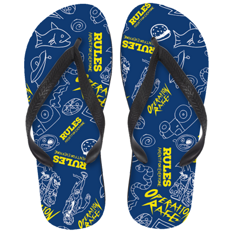 #Operation RAFE - Flip Flops - Large