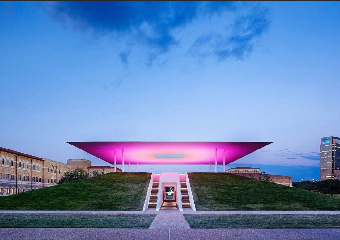 Art for your everyday: A listing of James Turrell Skyspaces