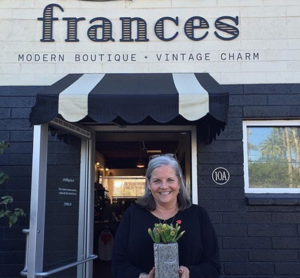 SHOPS WE LOVE: FRANCES