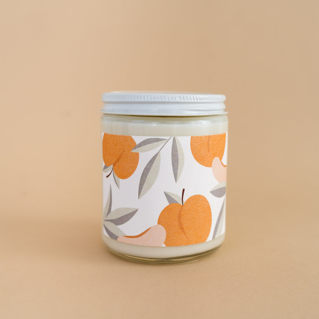 the peach state - a candle benefitting the new georgia project