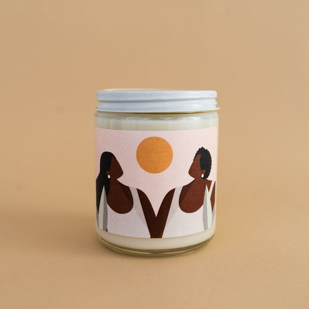 brighter days ahead - a candle benefitting the new georgia project