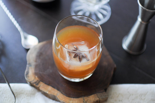 iconic cocktail iced spiced toddy