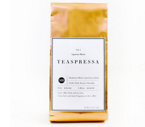 holiday teas from teaspressa