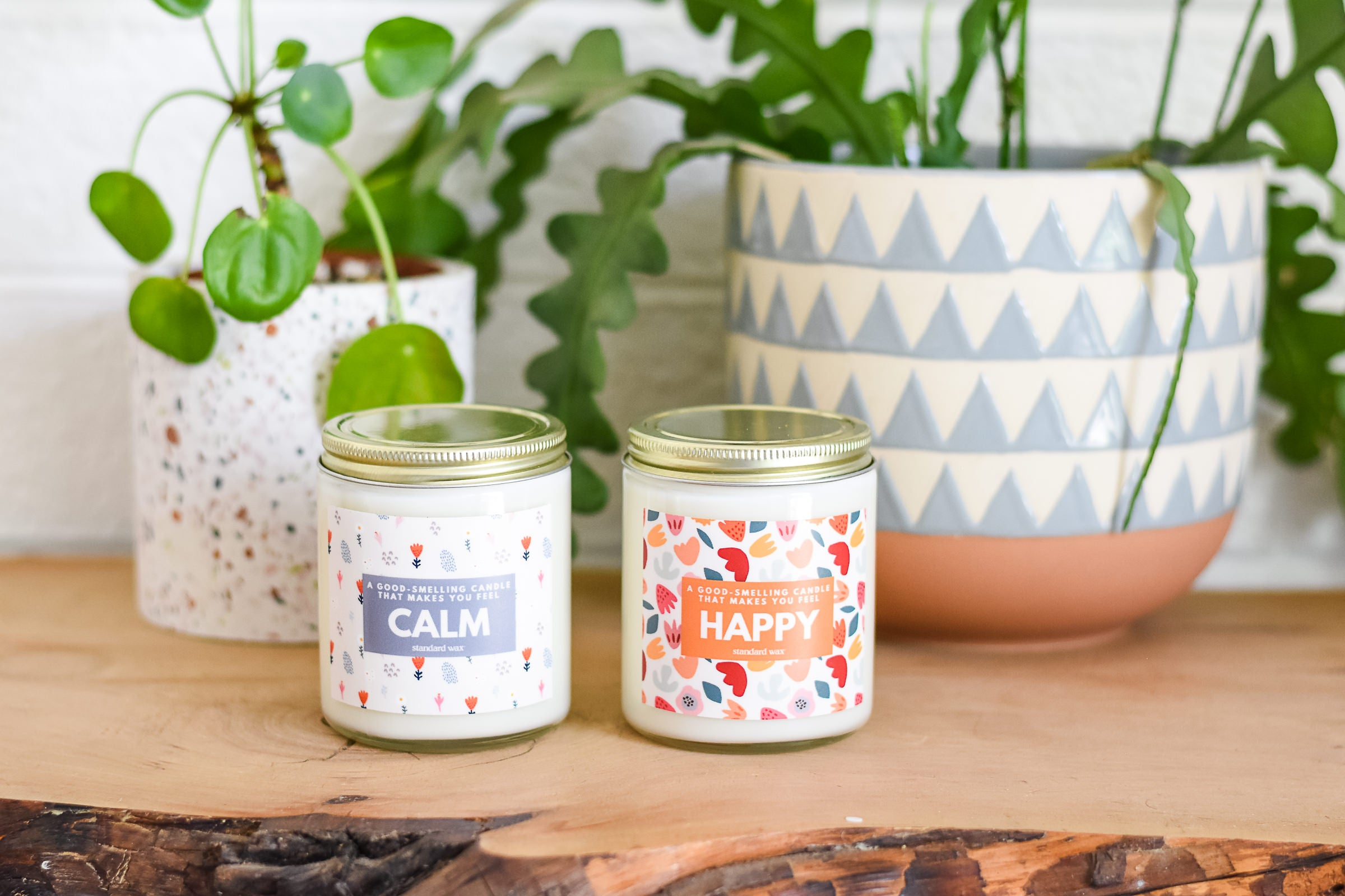 Standard Wax Mother's Day Candles