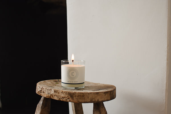 standard wax custom candles