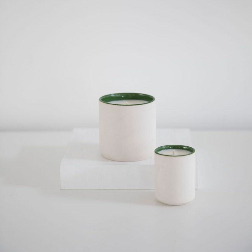 White Tea + Thyme Signature Collection Candles