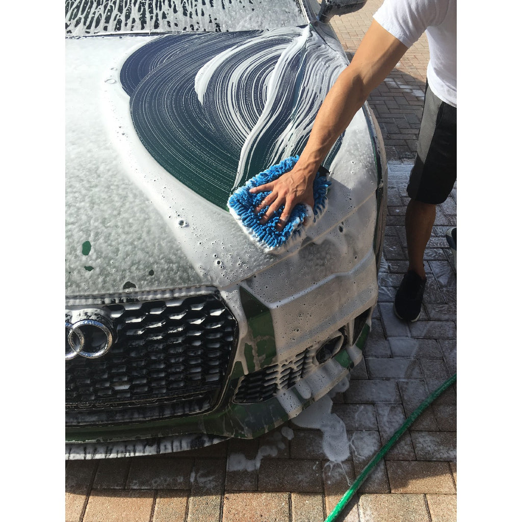4 Reasons to Wash Your Car Weekly!