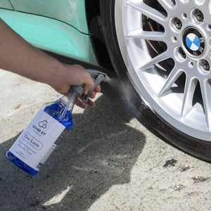 Finally, a Tire Shine That Lasts!