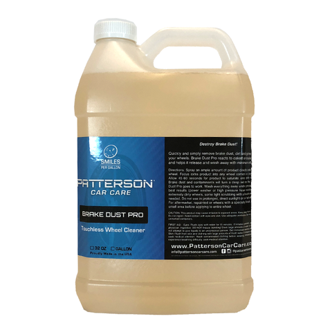 Brake Dust Professional Wheel Cleaner 1 Gallon
